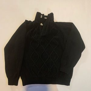IZOD knitted chunky sweater *must bundle item